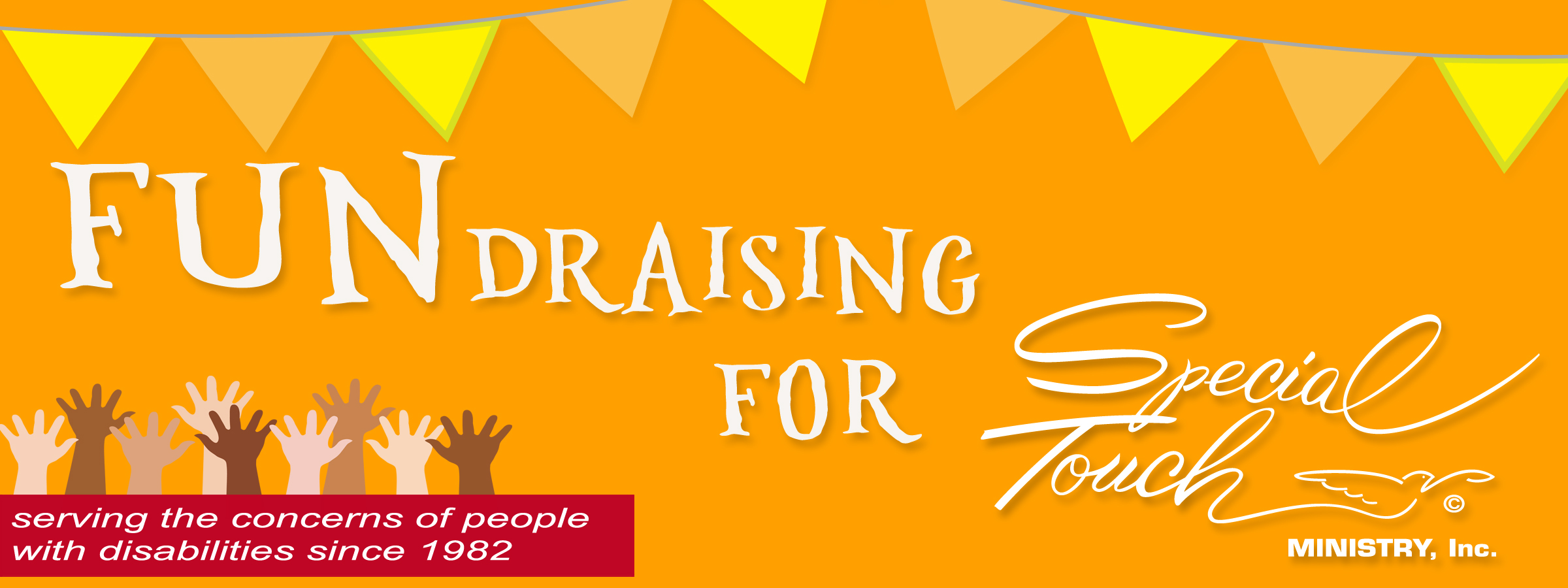 FUNdraising for Special Touch