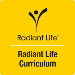 Radiant Life Curriculum Logo